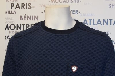 New Republic Heren Sweater / Navy