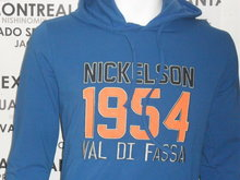 Heren Sweater Nickelson / Tione Cobalt