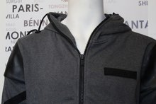 Sweat Vest Nickelson / Mission Grey