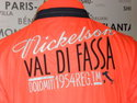 Heren-Zomerjas-Nickelson-Bergamo-Summer-Fluo-Orange