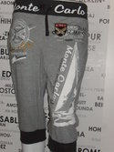 Heren-Korte-Broek-Violento-Light-Grey-Monte-Carlo