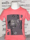 Gabbiano-Tshirt--Roze-Bling-Applicatie